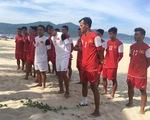 ĐT bóng đá bãi biển Việt Nam sẵn sàng cho ABG 5