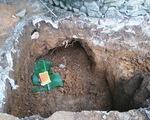 Phát hiện trống đồng cổ trong khu vực Di sản thế giới Thành Nhà Hồ