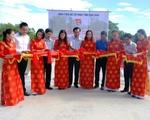 Khánh thành cầu nông thôn do Tỉnh đoàn Bình Định triển khai