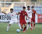 VIDEO U19 Việt Nam 1-1 U19 UAE: Đánh rơi chiến thắng đáng tiếc