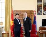 Việt Nam - New Zealand đạt kim ngạch thương mại 1,7 tỉ USD vào năm 2020