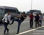 Phóng viên báo Tuổi trẻ bị hành hung khi tác nghiệp