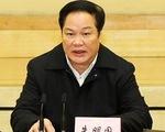 Trung Quốc kết án tử hình một quan chức lãnh đạo tỉnh Quảng Đông