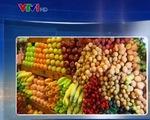 Nhiều loại trái cây Thái Lan chứa chất độc hại