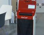 Gocart – Robot sử dụng trong các bệnh viện