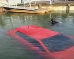 Một lái xe Canada bị rơi xuống sông do định vị GPS
