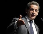 Ông Nicolas Sarkozy tuyên bố tranh cử Tổng thống Pháp năm 2017