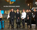 MAMA 2016: EXO tiếp tục thống trị với 3 giải thưởng 'khủng'