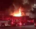 Mỹ: Cháy hộp đêm ở California, ít nhất 9 người thiệt mạng