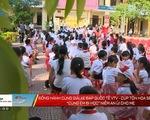 Hành trình 'Tôn Hoa Sen - cùng em đi học' tại Hải Phòng