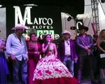 Lễ trưởng thành ấn tượng của cô gái 15 tuổi ở Mexico