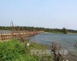 Cho phép Quảng Ngãi xây đê kè ngăn mặn sông Trà Bồng