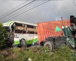 Tai nạn giao thông tại Bến Tre, 17 người thương vong
