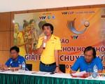 Họp báo bầu chọn danh hiệu Hoa khôi VTV Cup 2016 – Tôn Hoa Sen