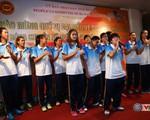 VTV Cup 2016 Tôn Hoa Sen: BTC địa phương tổ chức giao lưu với các đội tham dự giải