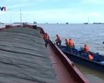 Bắt 3 tàu vận tải chở 4.000 tấn than cám không rõ nguồn gốc