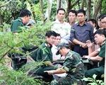 Tìm thấy thi thể 3 quân nhân trong vụ trực thăng rơi tại Bà Rịa - Vũng Tàu