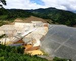 Vỡ hầm dẫn dòng thủy điện Sông Bung 2: 2 người mất tích và 27 người mất liên lạc