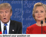 Những phát ngôn ấn tượng của 2 ứng viên Tổng thống Mỹ