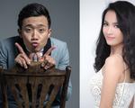 Trấn Thành sánh đôi Ái Phương làm MC lễ trao giải VTV Awards