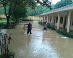Hà Tĩnh tiếp tục mưa lớn, hàng vạn học sinh không thể tới trường