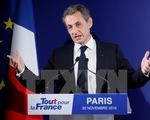 Cựu Tổng thống Pháp Nicolas Sarkozy tuyên bố từ bỏ sự nghiệp chính trị