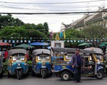 Những chuyện ít biết về nghề lái xe Tuk tuk tại Bangkok, Thái Lan
