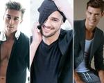 Những 'nam thần' khổng lồ và điển trai ở các phiên bản Top Model