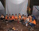 Giới trẻ hào hứng với thử thách '36h sinh tồn'
