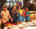 Vua đầu bếp nhí: Top 7 'dắt nhau' ra chợ đầu mối khám phá nguyên liệu