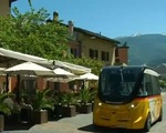 Thụy Sĩ thử nghiệm xe bus công cộng tự hành
