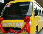 TP.HCM khai trương thêm tuyến xe bus 5 sao