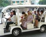 Kiến nghị Chính phủ cho phép vận tải khách bằng xe điện tại Lý Sơn