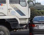 Hậu Giang: Va chạm giữa ô tô 4 chỗ và xe tải, 7 người bị thương - ảnh 4