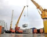 Hàng hóa qua cảng biển tăng nhẹ trong 2 tháng qua