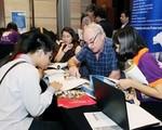 Hàng nghìn suất học bổng trong Ngày hội Giáo dục đại học quốc tế
