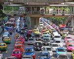 Thái Lan nỗ lực giảm tình trạng dây cáp chằng chịt ở thủ đô Bangkok - ảnh 1