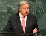 Tổng Thư ký LHQ: Cần thực thi Hiệp định Paris về biến đổi khí hậu với quyết tâm lớn