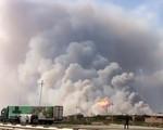 Cháy nổ kho vũ khí tại Azerbaijan gây nhiều thương vong