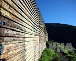 Mỹ xây dựng nguyên mẫu bức tường biên giới Mexico - ảnh 1