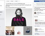 Thông tin Zara Việt Nam Outlet bán đồng giá 100.000 đồng là lừa đảo