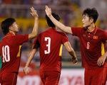 CHÍNH THỨC: Lịch thi đấu của U23 Việt Nam tại giải bóng đá giao hữu quốc tế M-150 Cup 2017