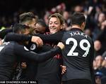 VIDEO Everton 2-5 Arsenal: Tưng bừng mừng sinh nhật Giáo sư