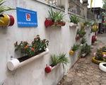 Hà Nội phấn đấu biến 500 điểm tập kết rác sai quy định thành vườn hoa