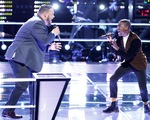 'Sững người' trước những màn đối đầu ấn tượng ở các phiên bản The Voice
