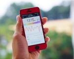 Chăm sóc sức khỏe trên điện thoại thông minh