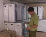Hà Nội: Kiểm tra cơ sở sản xuất, thu giữ nhiều máy lọc nước giả