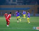 TRỰC TIẾP BÓNG ĐÁ Vòng 24 giải VĐQG V.League 2017: XSKT Cần Thơ 1-2  Sanna Khánh Hòa, CLB Hà Nội 0-0 CLB TP Hồ Chí Minh