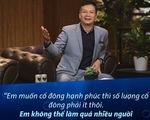 Những câu nói 'chất lừ' về khởi nghiệp trong tập 7 Shark Tank Việt Nam