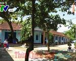 Nhiều trường mầm non ở Thừa Thiên Huế khó đạt chuẩn quốc gia do xuống cấp